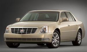 Cadillac выпустит DTS и STS в