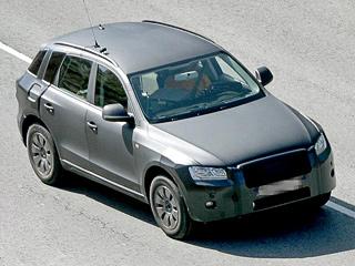 Несмотря на уже использующуюся платформу и известные моторы, производство серийной Audi Q5 начнётся лишь в 2008 году.