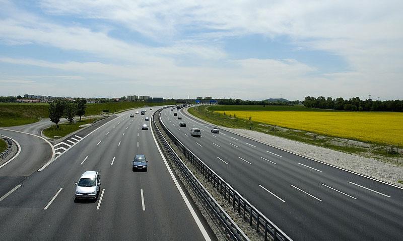 Немецким автобанам исполнилось 75 лет