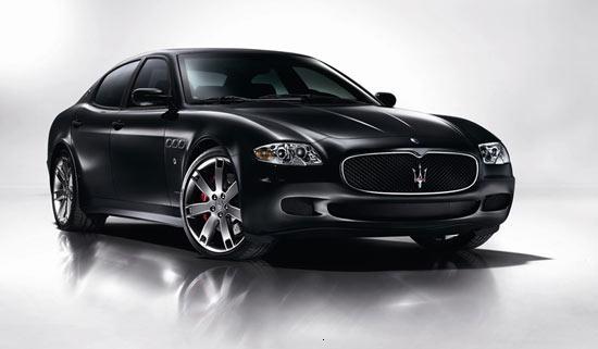 Maserati Sport GT S – сеньор во фраке