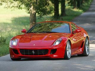Novitec Rosso разработала для Ferrari 599 GTB Fiorano спортпакет