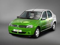Renault представила экологически чистый Logan