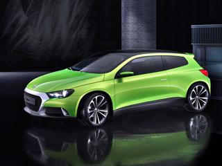 Volkswagen допустил утечку информации о своих будущих моделях