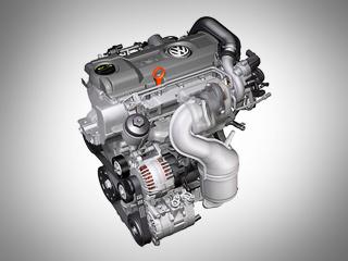 Volkswagen начал оснащать свои модели новым двигателем