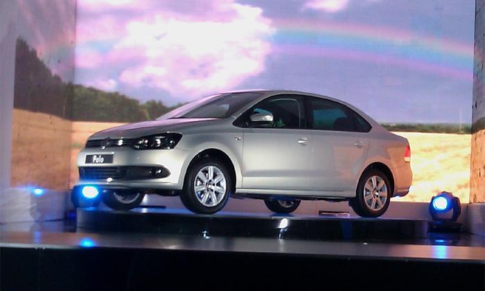 Volkswagen показал российский Polo по цене от 399 000 рублей