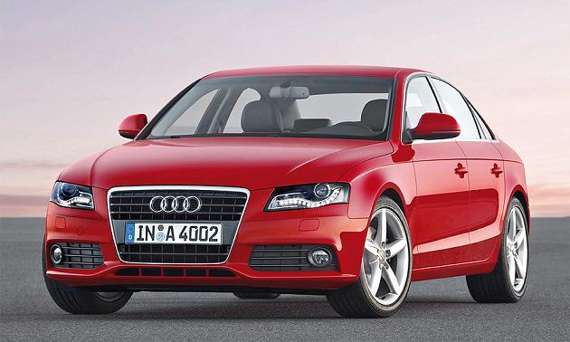 Audi прекращает сборку автомобилей в России