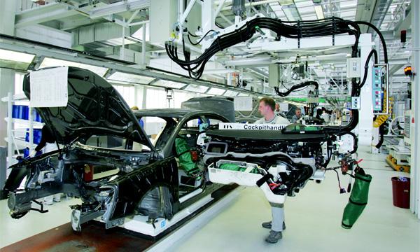 Volkswagen начинает строить второй завод мощность которого достигнет 300 000 автомобилей в год