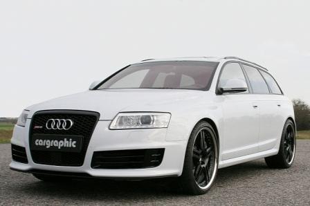 Audi RS6 от Cargraphic