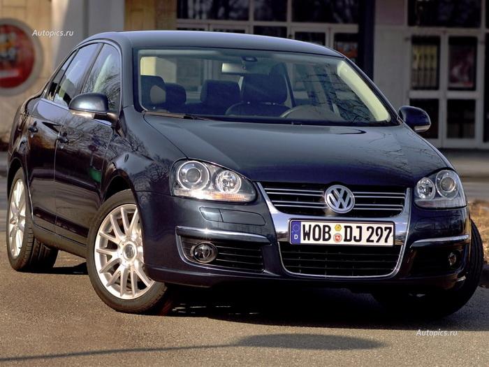 Новый Volkswagen Jetta. Вся информация