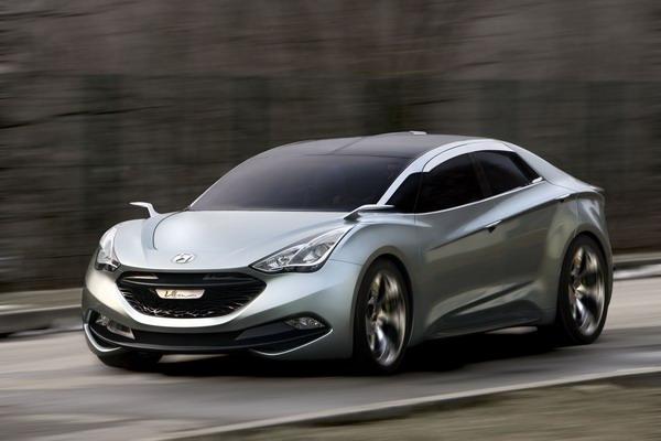 Hyundai покажет концепт i-flow