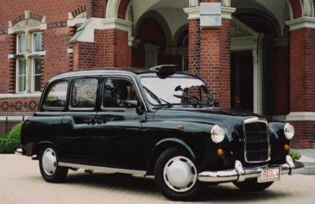 Лондонское такси опять признали лучшим