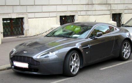 Aston Martin V8 Vantage: самая мощная версия