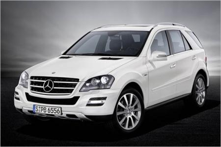 Mercedes-Benz ML-класса New