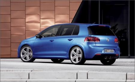 В США будут продавать Volkswagen Golf R