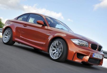 Новый автомобиль BMW 1-series M Coupe