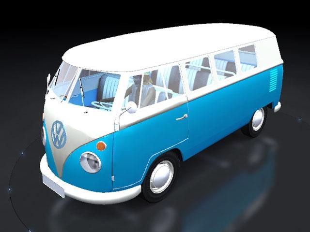Женева-2011: Volkswagen Samba переживает вторую молодость