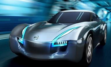 Женева 2011: электроспорткар Nissan ESFLOW