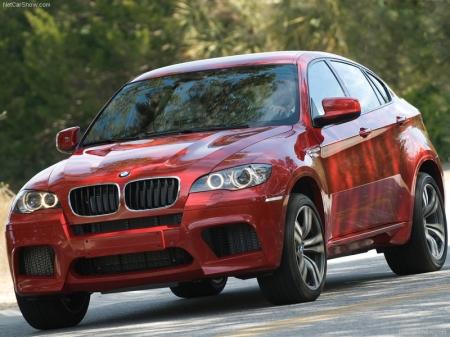 BMW X6 M «прокачали» G-Power до уровня гиперкара