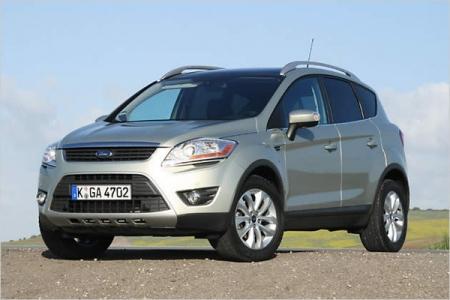 Автомобили Ford можно будет купить в кредит на более выгодных условиях