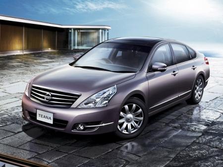 Скоро покажут Nissan Teana нового поколения