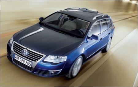 Volkswagen объявил цены на Passat Variant для России