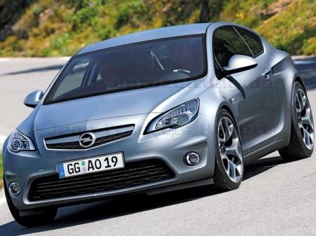 Opel Calibra получит вторую жизнь