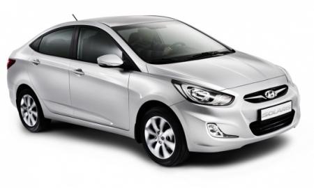 Hyundai Solaris возглавляет рейтинг продаж в апреле-мае