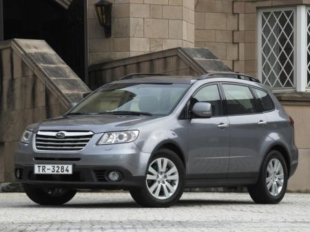 Saab «перелицевал» Subaru Tribeca