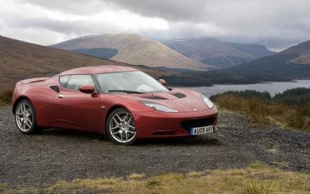 Из Lotus Evora S сделали автомобиль быстрого реагирования