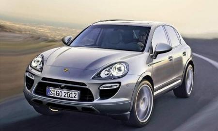 «Младший брат» Porsche Cayenne примерил «шкуру» Audi Q5