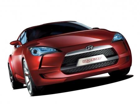 «Горячий» Hyundai Veloster колесит по Америке