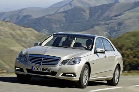 Начался прием заказов на полноприводный Mercedes-Benz E-класса
