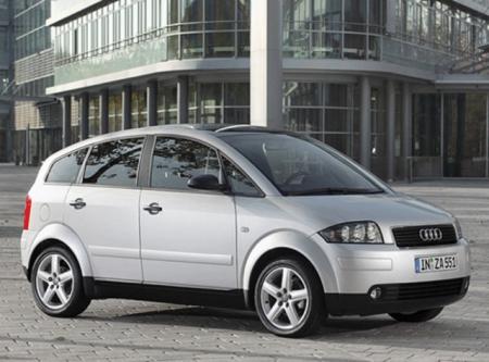 Audi продемонстрировала первые снимки нового A2