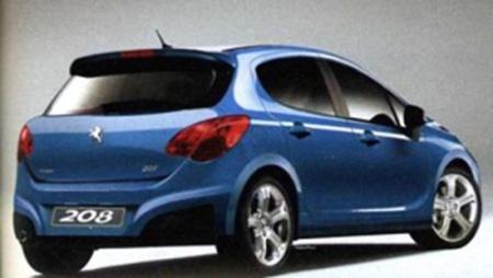 До дебюта Peugeot 208 осталось чуть больше месяца