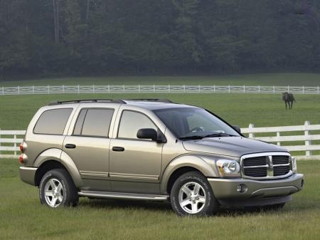 Dodge Durango вольется в ряды спортивных «паркетников»