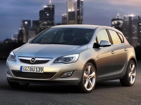 Opel показал самую быструю «Астру»