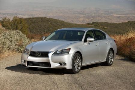 Новый Lexus GS 250