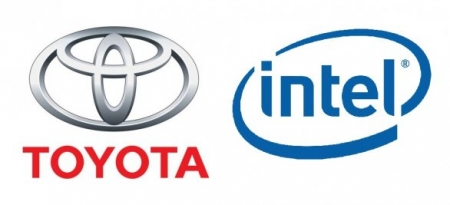 Toyota поумнеет благодаря Intel