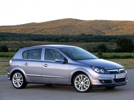 Opel Astra в России