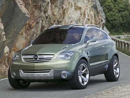 Opel Antara – самая обсуждаемая новинка