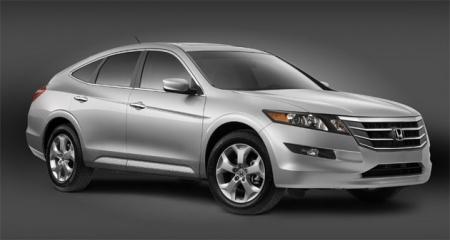 Honda Crosstour будет оснащен 4-цилиндровым двигателем