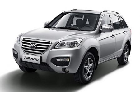 Lifan X60 уже продается в Китае