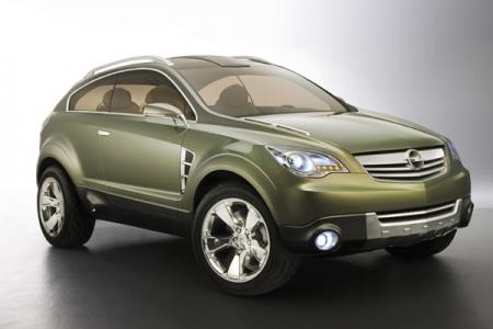 Opel Antara 2012 – кроссовер 2012 года