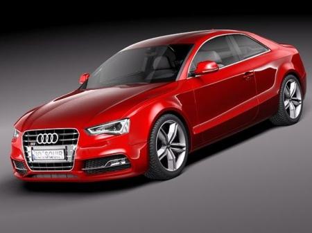 Audi RS 5 Coupe приехал в Россию