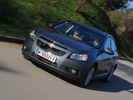 Chevrolet говорит о дизеле