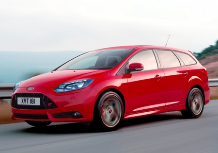 Ford Focus ST 2012 оценен
