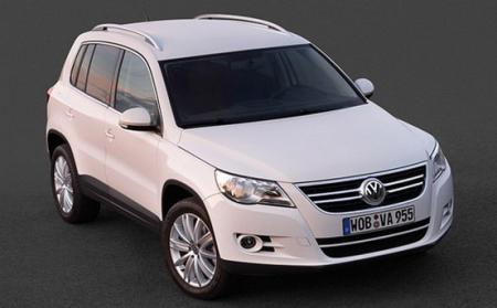 Приоткрыт занавес над новым поколением Volkswagen Tiguan.