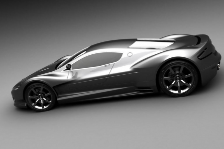 Aston Martin выпустил юбилейный суперкар.