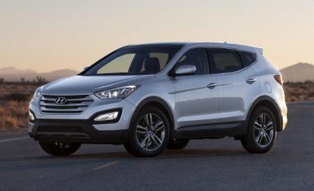 Совсем новый семиместный Hyundai Santa Fe