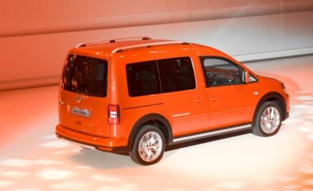 Внедорожник с полным приводом от VW